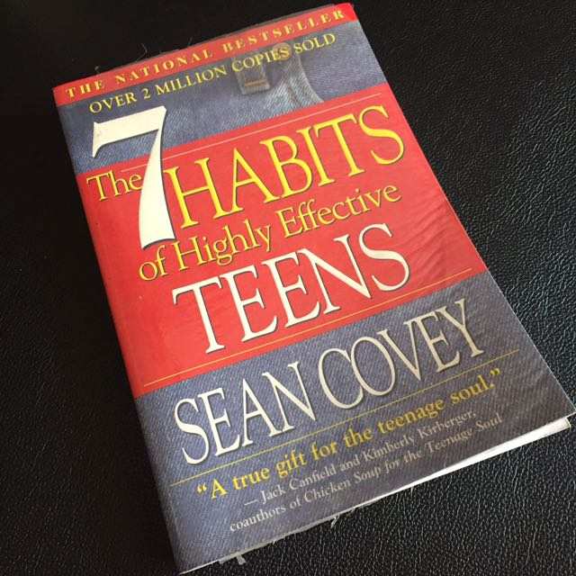 7 Habits Of Highly Effective Teens - Sean Covey