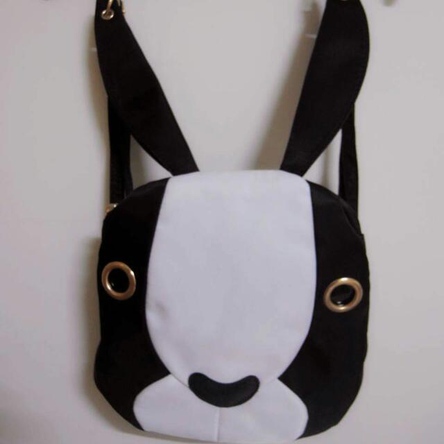 兔子後背包