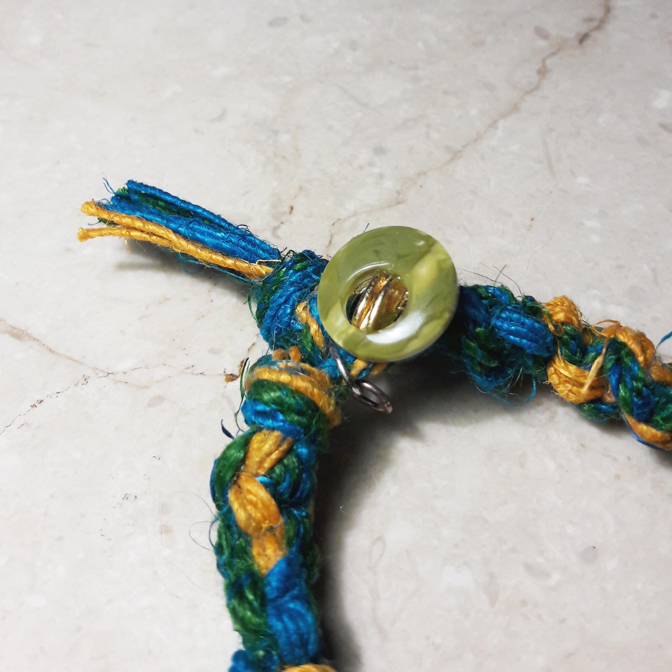 🌳公平交易麻繩🌳 手工手鍊
