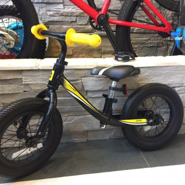 捷安特 giant Push Bike 滑步車 學步車 平衡車