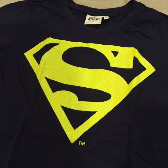 專櫃正版 超人彈性T恤