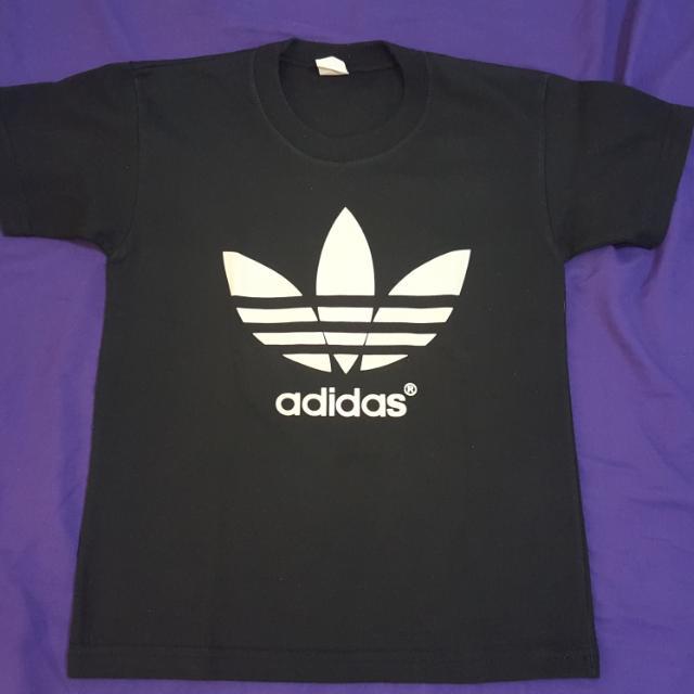 Adidas And Nike Shirt For Kids SET