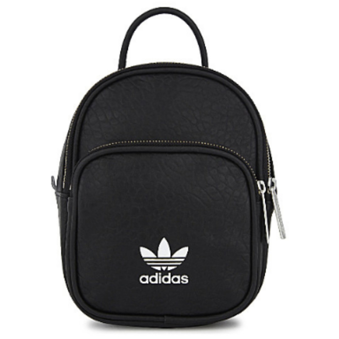 Adidas Classic Mini Backpack BK6951 (Limited Edition), Women s Fashion,  Bags   Wallets on Carousell f35c5efd7f