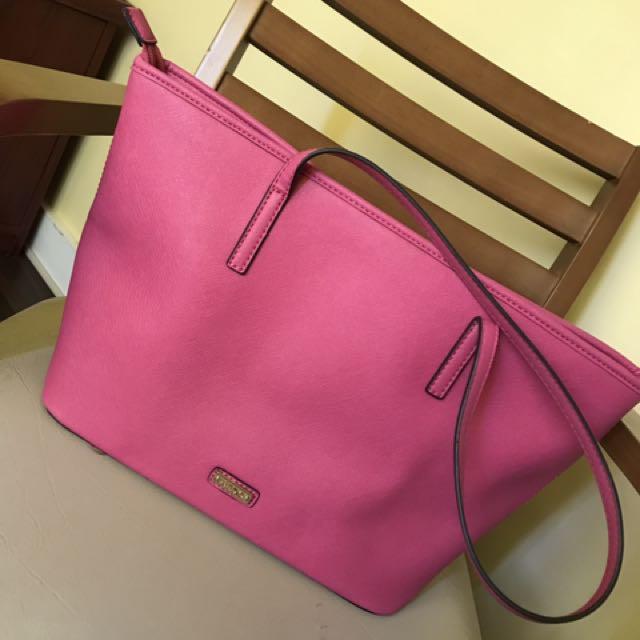 Aldo pink Bag