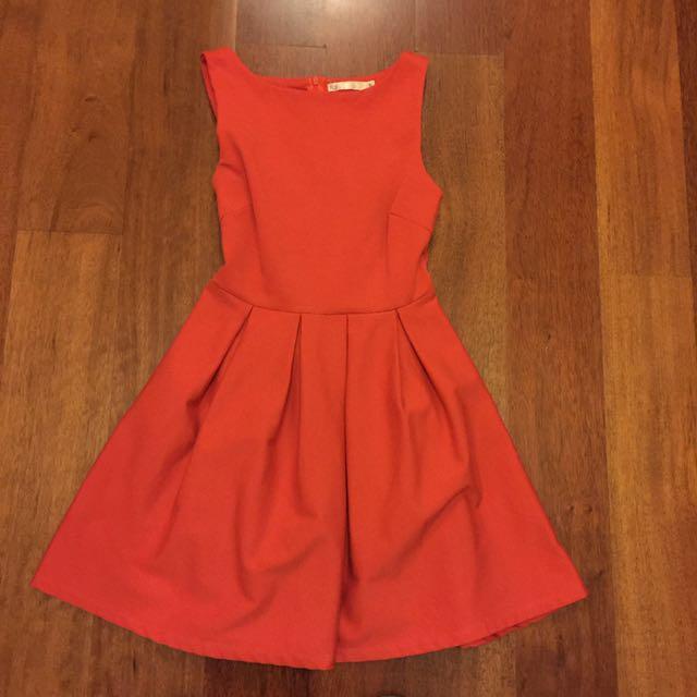 🌳A-Line Dress