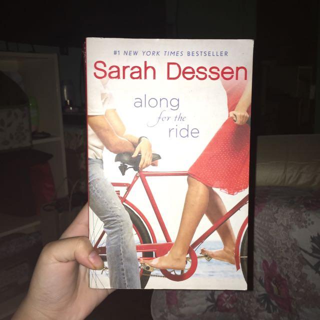Along For The Ride By Sarrah Dessen