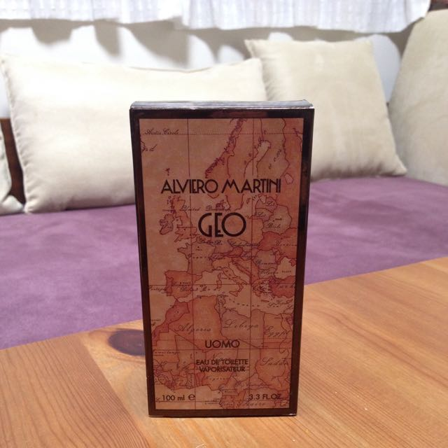 Alviero Martini Geo Uomo 男性淡香水