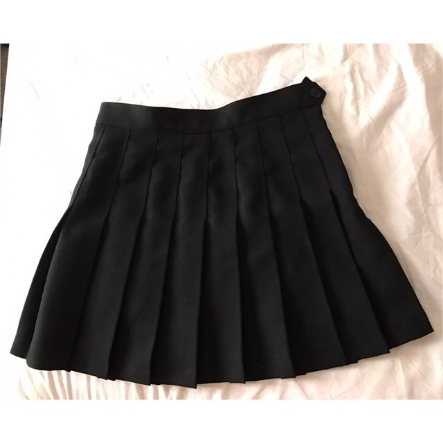 American Apparel Tennis Skirt Size Xs