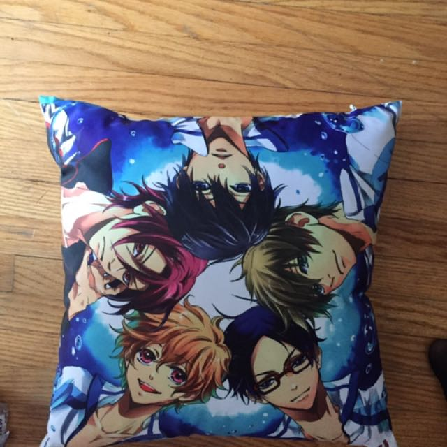 Anime Free! Iwatobi Swim Club Pillow And Posters
