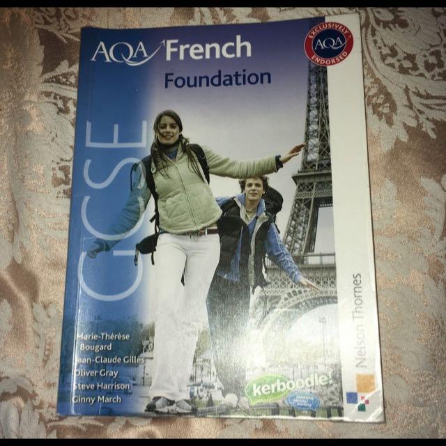 AQA French Foundation Textbook