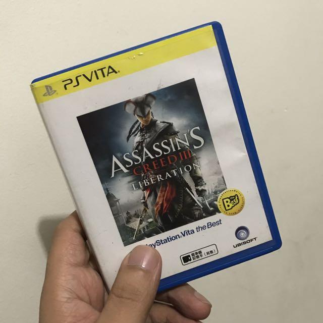 Assassin's Creed Liberation For PS Vita