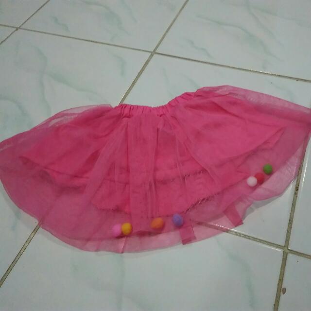 Baby Skirt & Overall