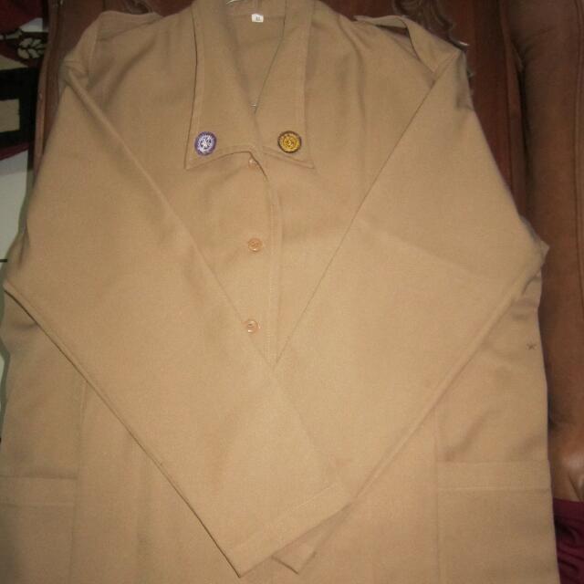 Baju Pramuka Perempuan Katrina