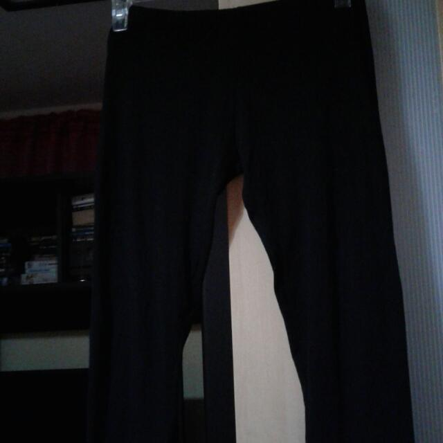 *REDUCED*  Black Leggings