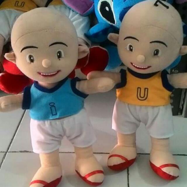 Boneka Upin & Ipin