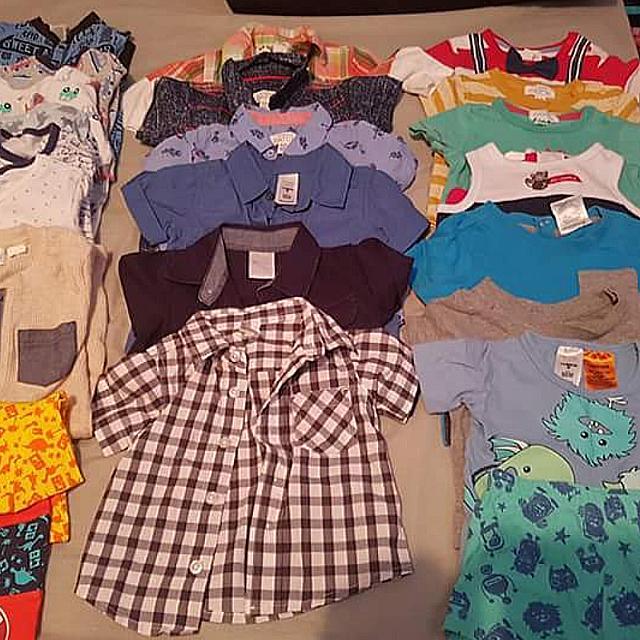 Bulk baby boys clothes