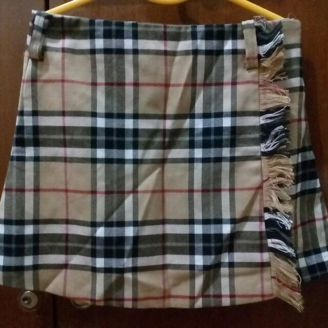 Burberry Kids Skirt