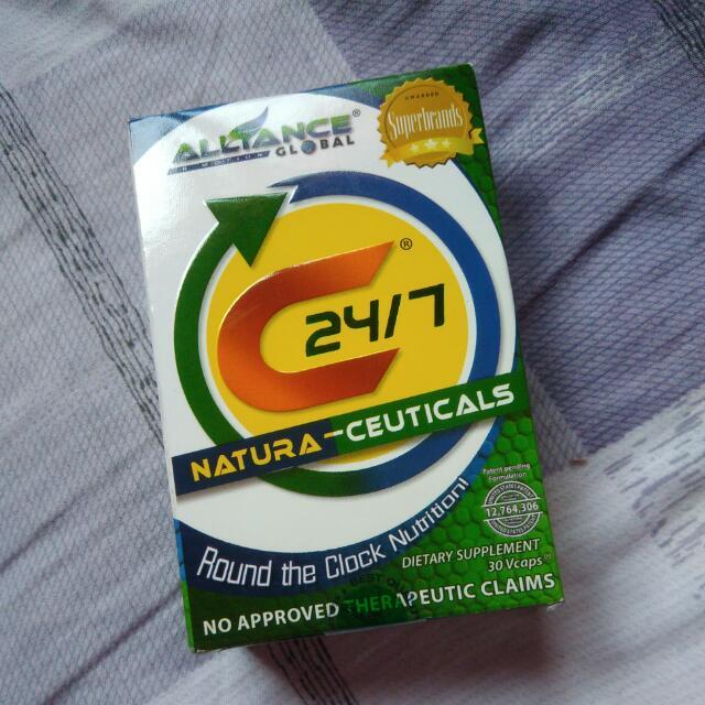 C24/7 Natura-ceuticals