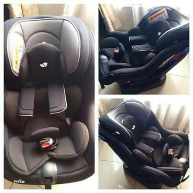 Car Seat Joie Steadi