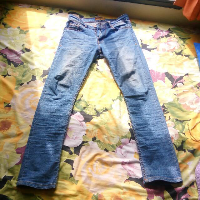 Celana Panjang Jeans Courage Size 32 Original