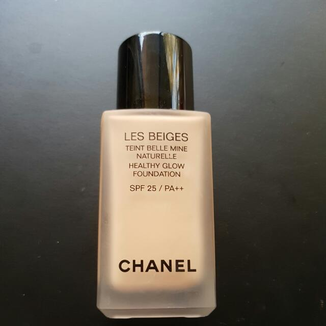 Chanel Les Beiges Foundation No.40