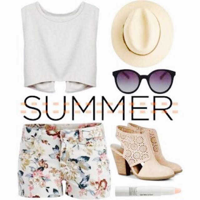 Check Summer Outfits Here! ☀️ 🕶👙👒