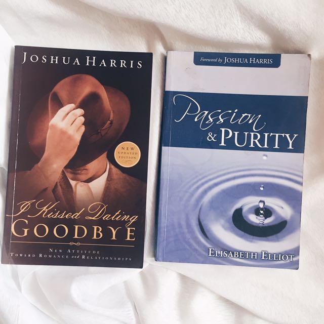 Kiss dating goodbye christian books