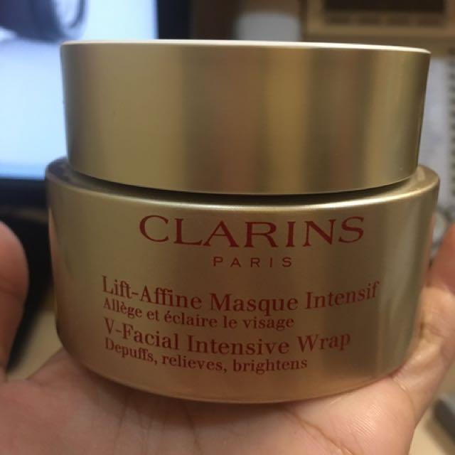 Clarins V Facial Intensive Wrap