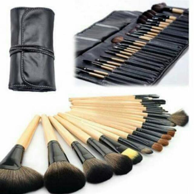 Complete Set Of Brush