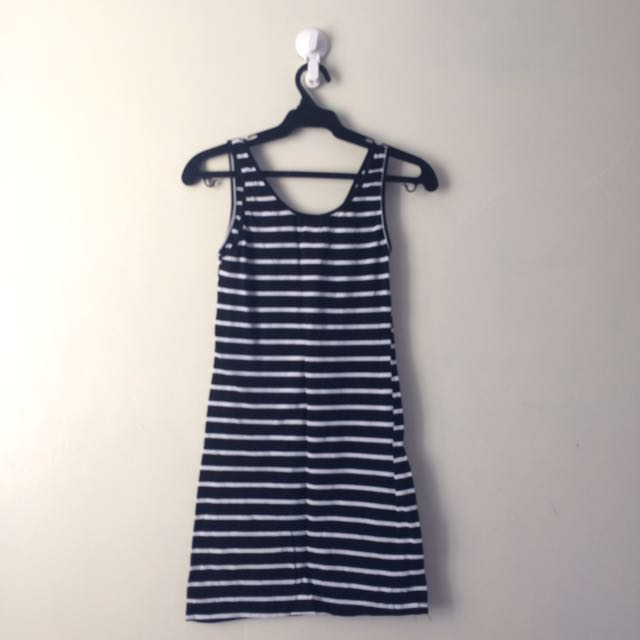 Cotton On stripped dress