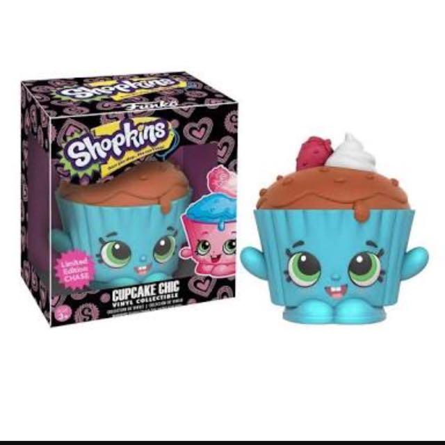 Cupcake Chic Shopkins Vinyl Chase