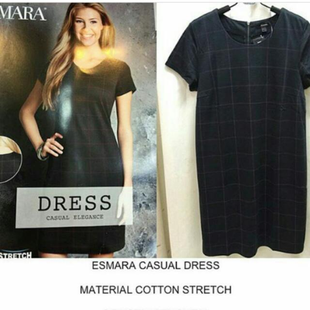 dress cotton esmara