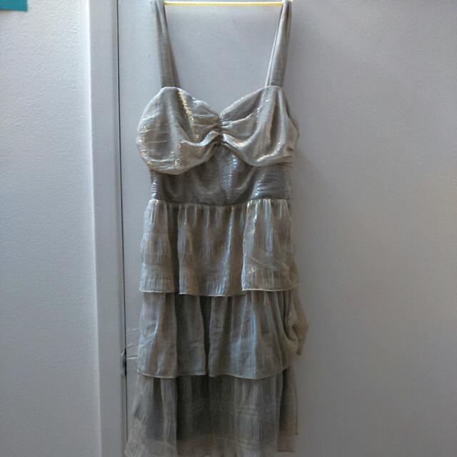 Dynamite Cute Shiny Dress