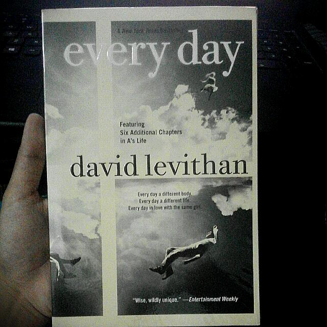 (REPRICED) Every Day By David Levithan