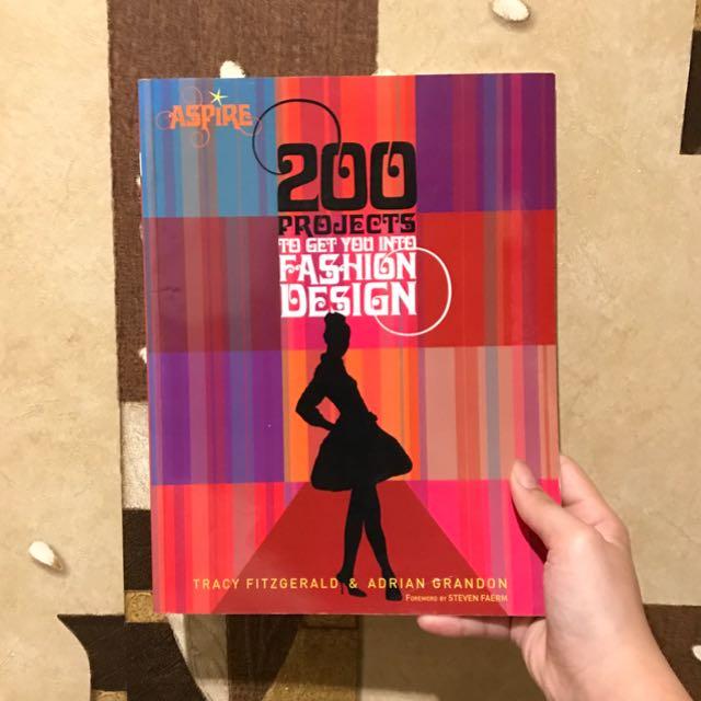 Fashion Design Project Book