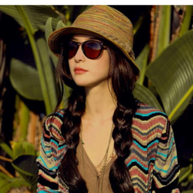 Fedora Summer Hat