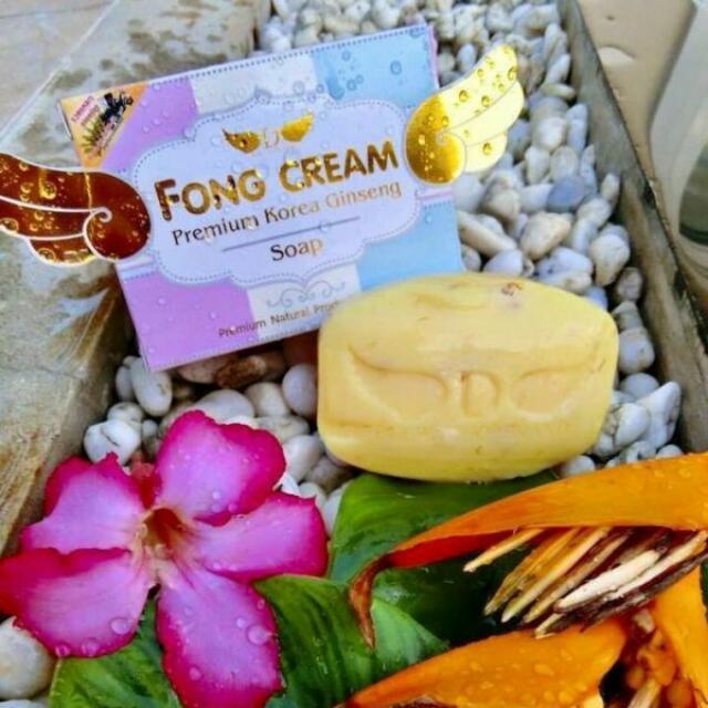 Fong Cream Soap