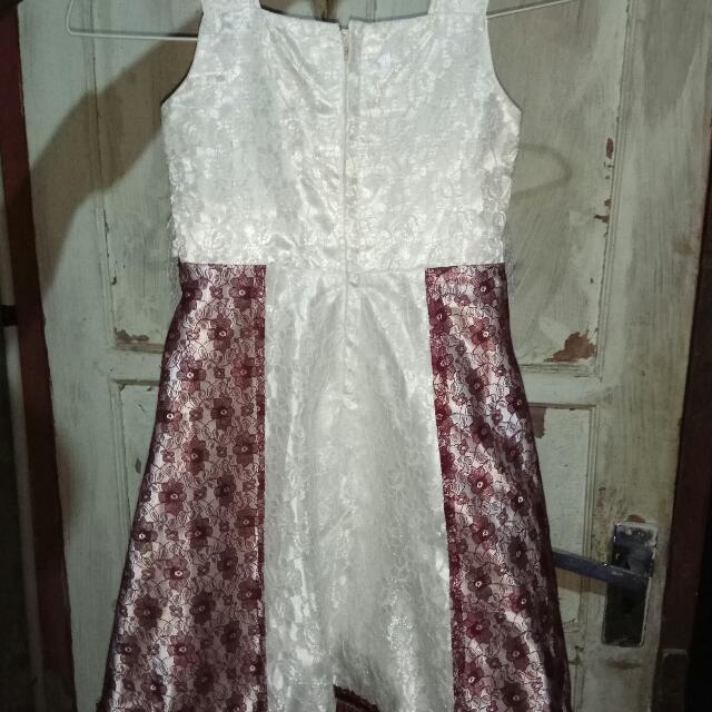 Gaun Ulang Tahun Timur Tengah Anak-anak