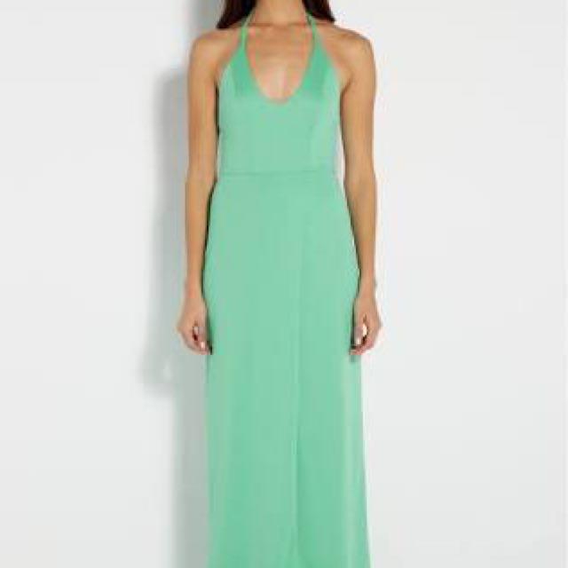 Green AQ/AQ Formal Dress (sz 12)