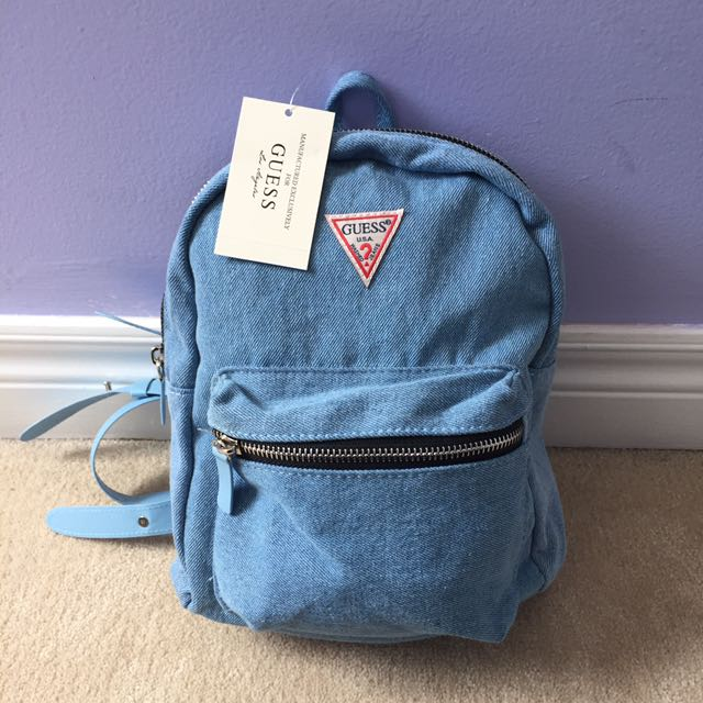 Guess 35th Anniv Backpak * REDUCED*