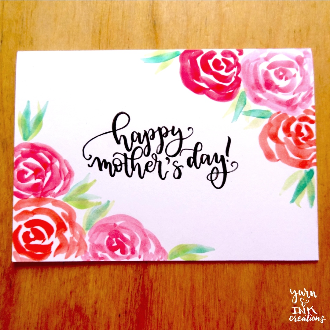 Handmade Mothers Day Cards Design Craft Art Prints On Carousell
