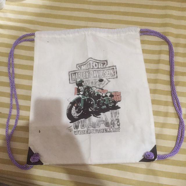 Harley Davidson Gymsack