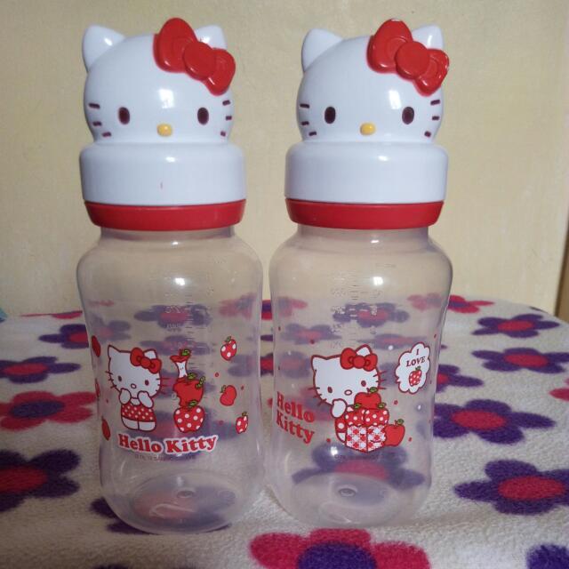 Hello Kitty Feeding Bottle **REPRICED**