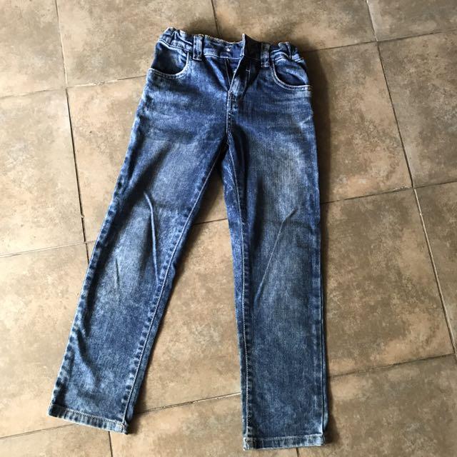 Mother Care Boy Pants 6-7 yo