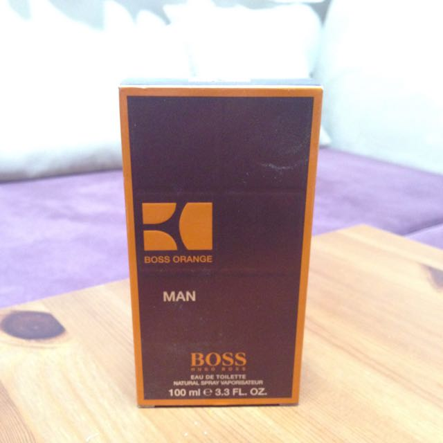 Hugo Boss Orange Man 真橙自我男性淡香水