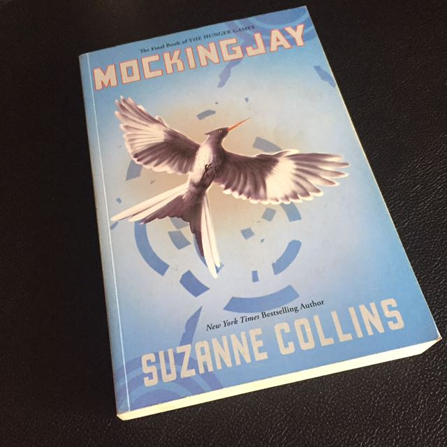Hunger Games: Mockingjay - Suzanne Collins
