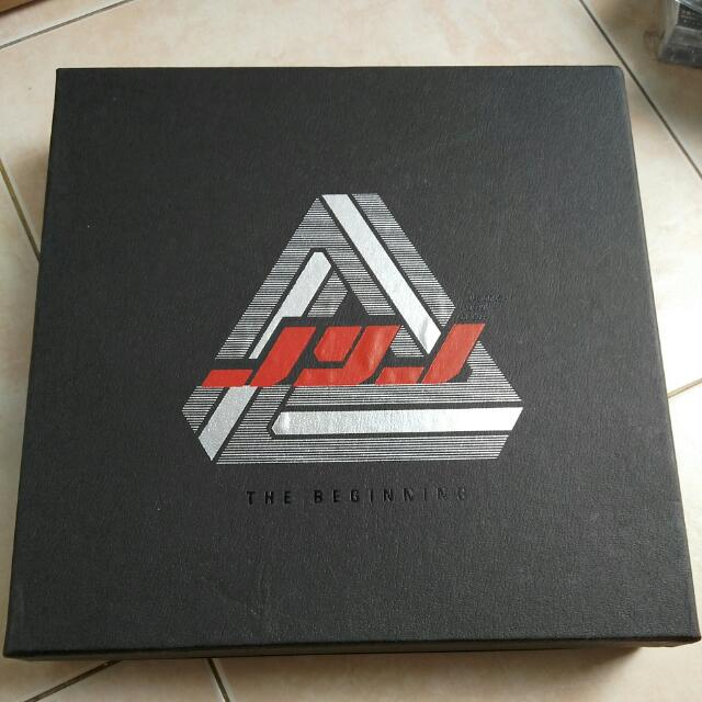 """JYJ Korean Album """" The Beginning """""""