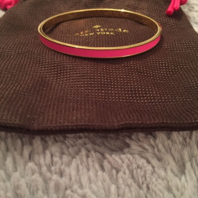 KATE SPADE Hot To Trot Idiom Bangle