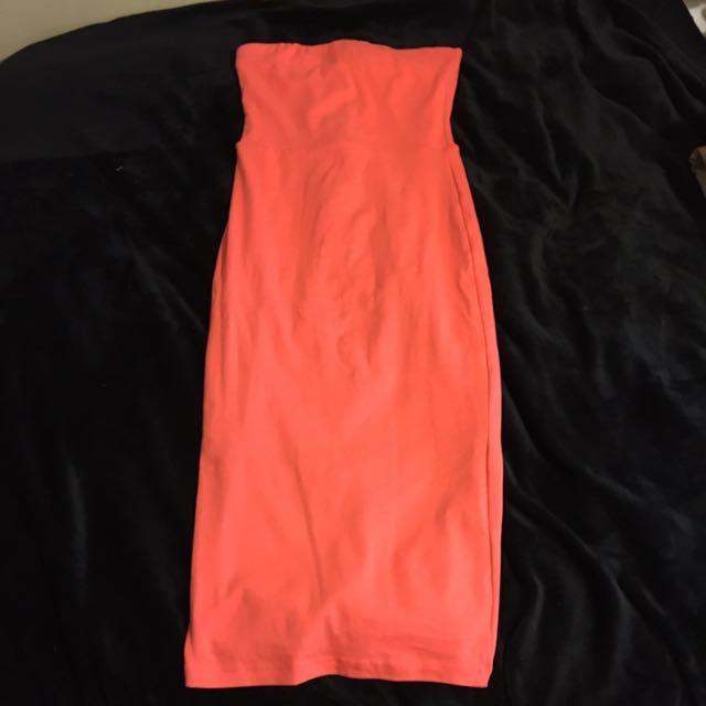 Kookai Tube Dress