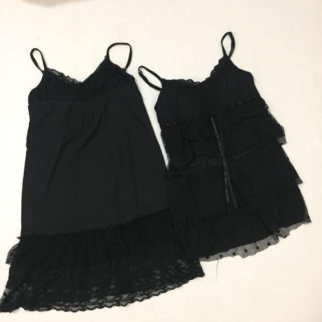 Korean Lace Dress & Top